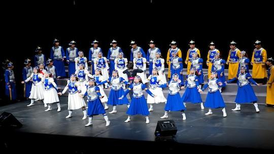 Inner Mongolian Youth Choir